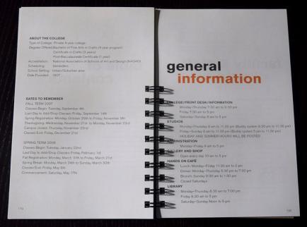 OCAC | Student Handbook