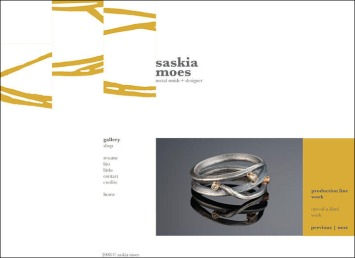 Saskia Moes | Interface Design