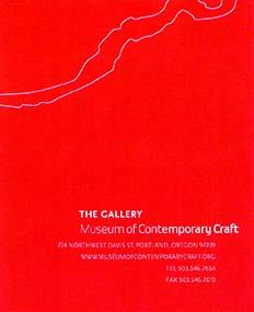Museum of Contemporary Crafts | Label Design