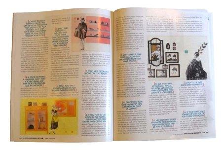 Oregon Home Magazine | Layout Design