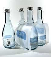 Retaw | Bottled water concept package design