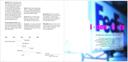 Essences of Design | Book Design Concept