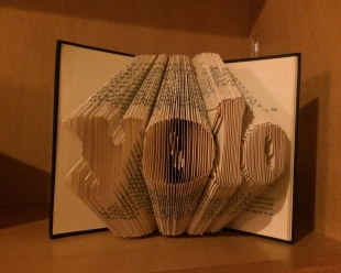 YOLO: Altered Book, $125